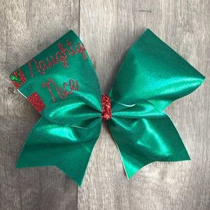 Accessories - christmas cheer bow